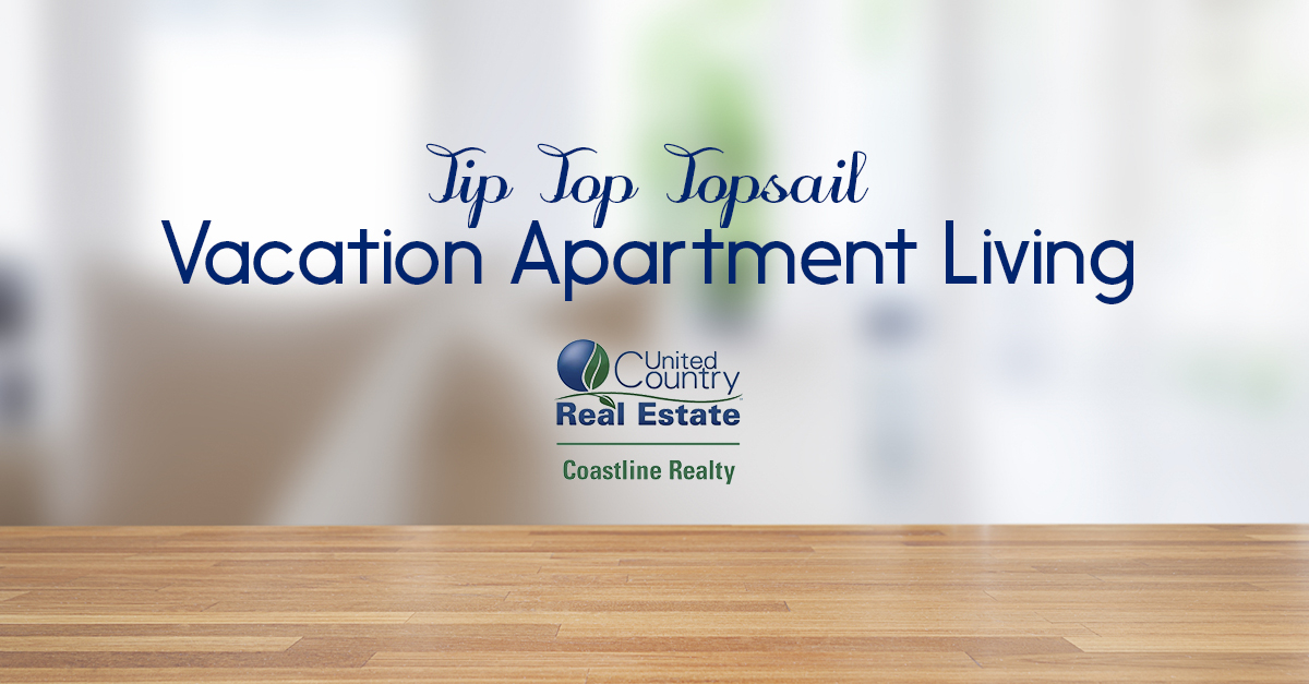 Vacation in Topsail Apartments