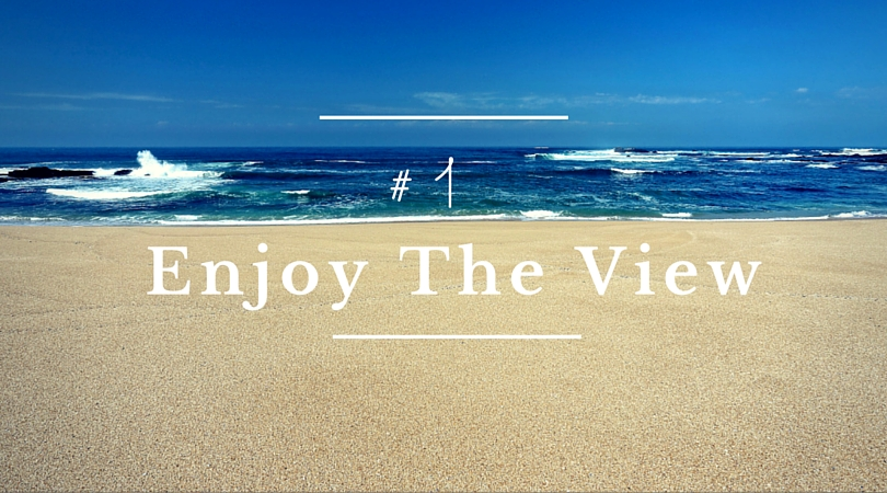 Enjoy the Views in Topsail Island