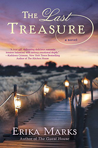 The Lost Treasure Book Cover