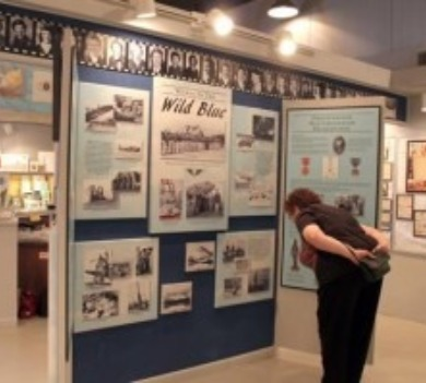 missiles and more museum display | Coastline Realty Vacations