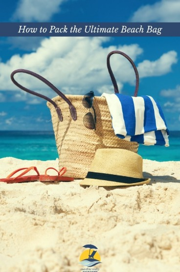 How to Pack the Ultimate Beach Bag
