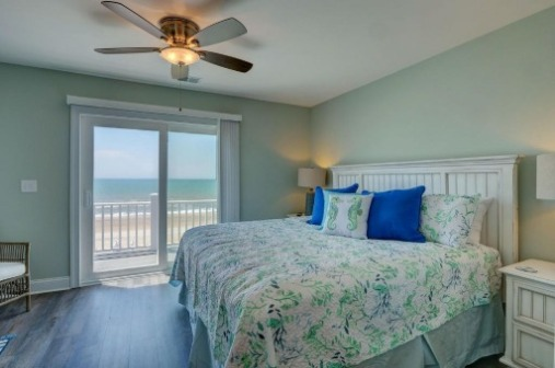 topsail island romantic getaway rentals | Coastline Realty Vacations
