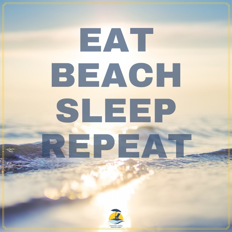 beach quotes | Coastline Realty Vacations
