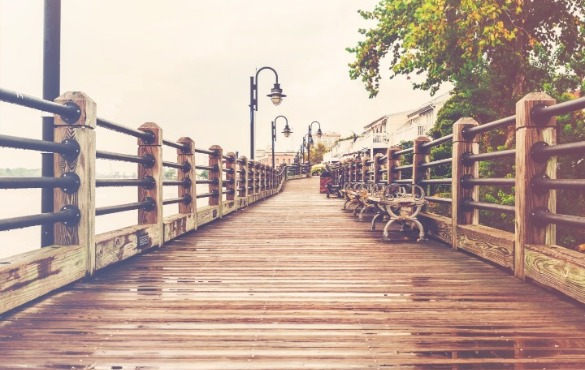 wilmington boardwalk | Coastline Realty Vacations