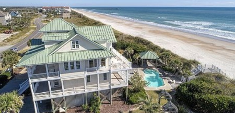 Coastline Realty vacation rental A Castle In The Sand | Coastline Realty