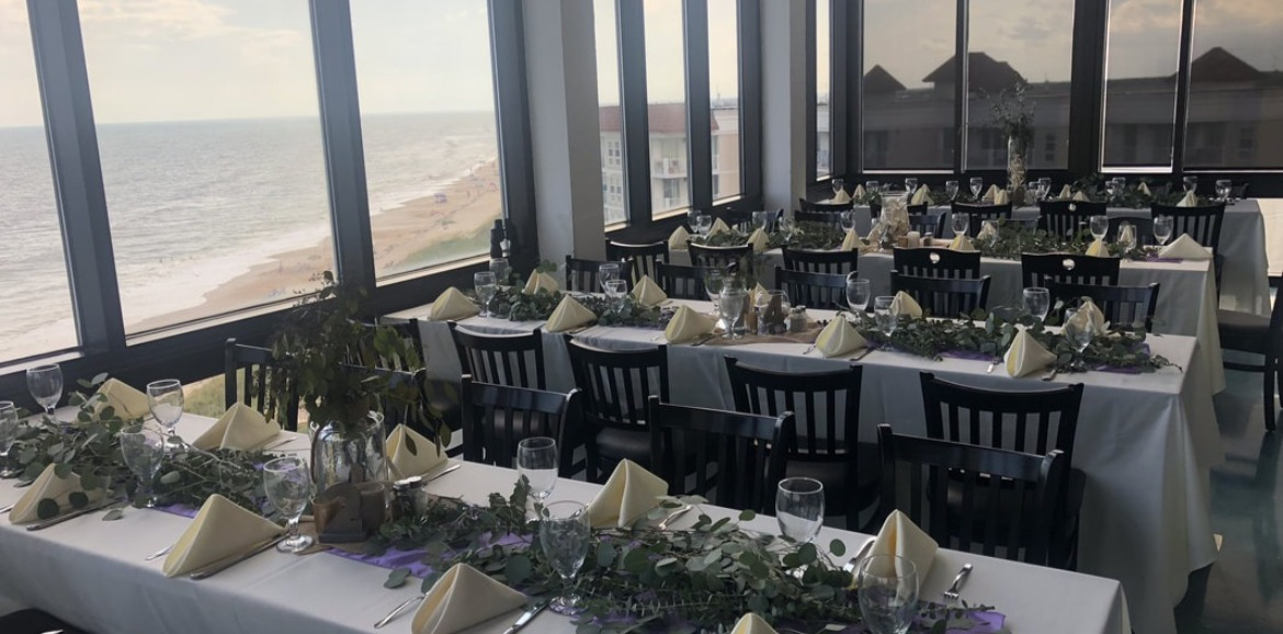Ocean's Edge Event Center at St. Regis Resort on Topsail Island | Coastline Realty