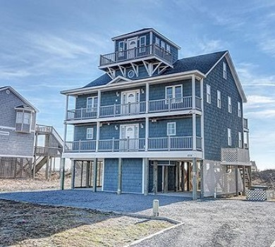 topsail island vacation rental home | Coastline Realty Vacations